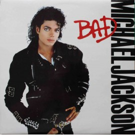 Michael Jackson ‎– Bad (LP / Vinyl)