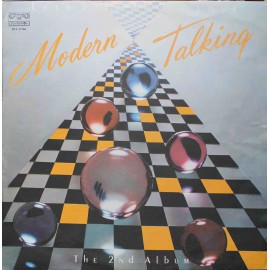 Modern Talking ‎– Let's Talk About Love (LP / Vinyl)