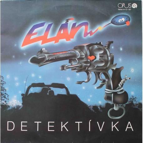 Elán – Detektívka (LP / Vinyl)