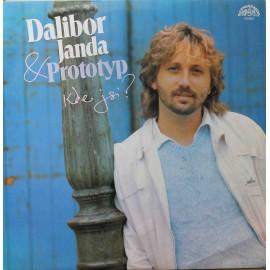 Dalibor Janda & Prototyp – Kde Jsi? (LP / Vinyl)