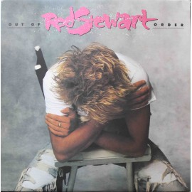 Rod Stewart ‎– Out Of Order  (LP / Vinyl)