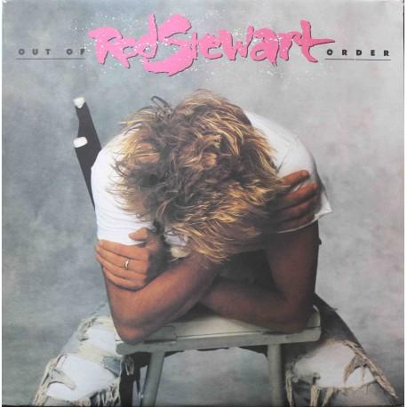 Rod Stewart – Out Of Order  (LP / Vinyl)