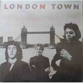 Wings ‎– London Town (LP / Vinyl)