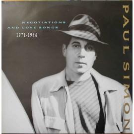 Paul Simon – Negotiations And Love Songs (1971-1986) (2LP / Vinyl)
