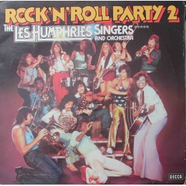 The Les Humphries Singers And Orchestra ‎– Rock N Roll Party 2 (LP / Vinyl)