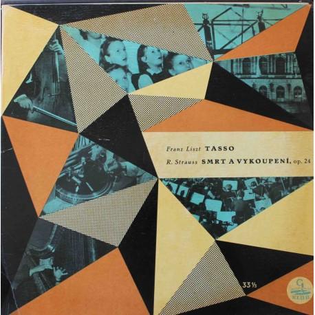 Franz Liszt, Richard Strauss – Tasso / Smrt A Vykoupení (LP/ Vinyl)