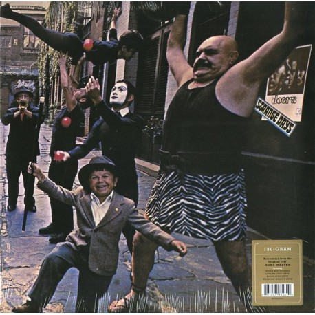 The Doors – Strange Days (LP / Vinyl)