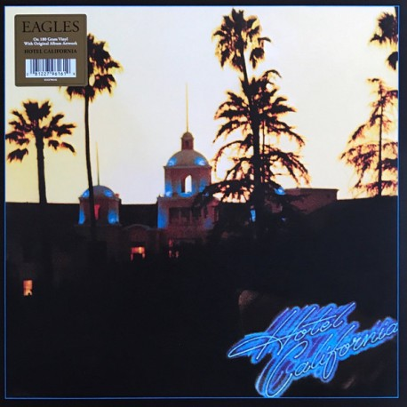 Eagles ‎– Hotel California (LP / Vinyl)