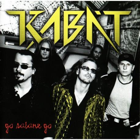 Kabát – Go Satane Go (LP / Vinyl)