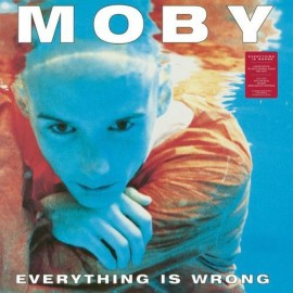 Moby ‎– Everything Is Wrong (LP / Vinyl)
