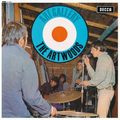 The Artwoods ‎– Art Gallery (LP/ Vinyl)