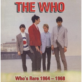 The Who ‎– Who's Rare 1964-1968 (LP/ Vinyl)