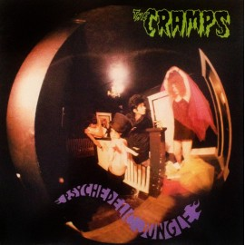 The Cramps ‎– Psychedelic Jungle (LP/ Vinyl)