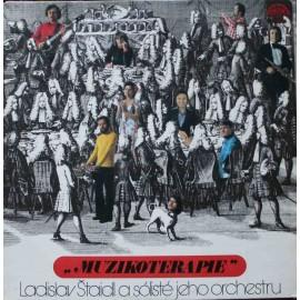 Ladislav Štaidl A Sólisté Jeho Orchestru – Muzikoterapie (LP / Vinyl)