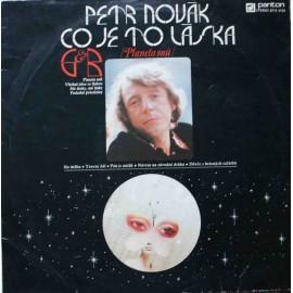 Petr Novák, George & Beatovens – Co Je To Láska /Planeta Snů/ (LP / Vinyl)