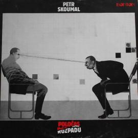 Petr Skoumal – Poločas Rozpadu  (LP / Vinyl)