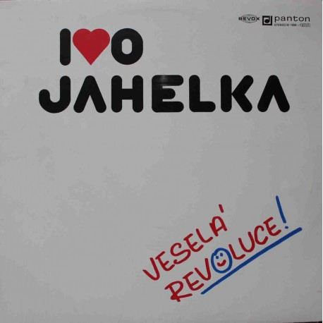 Ivo Jahelka – Veselá Revoluce!  (LP / Vinyl)