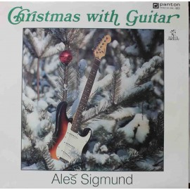 Aleš Sigmund ‎– Christmas With Guitar (LP / Vinyl)