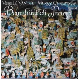 Bambini Di Praga – Veselé Vánoce Merry Christmas (LP / Vinyl)