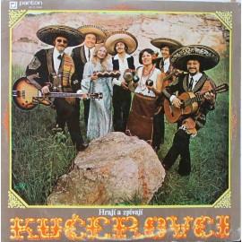 Kučerovci – Hrají A Zpívají Kučerovci (LP/ Vinyl)