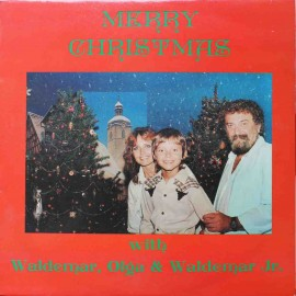 Waldemar Matuška –  Merry Christmas (LP/ Vinyl)