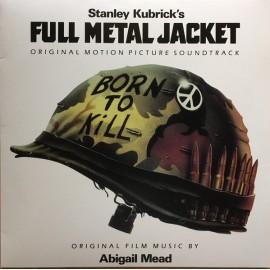 Stanley Kubrick's Full Metal Jacket Soundtrack (LP / Vinyl)