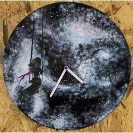 Vinylové Hodiny - Nekonečný Vesmír 2