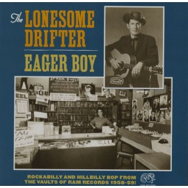 The Lonesome Drifter ‎– Eager Boy (LP / Vinyl)