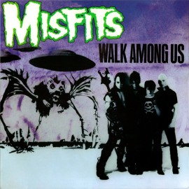 Misfits ‎– Walk Among Us (LP / Vinyl)