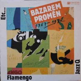 Flamengo, Jazz Q, Etc… – Bazarem Proměn 1967–1976 (LP/ Vinyl)