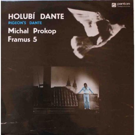 Michal Prokop, Framus 5 – Holubí Dante / Pigeon's Dante (LP / Vinyl)
