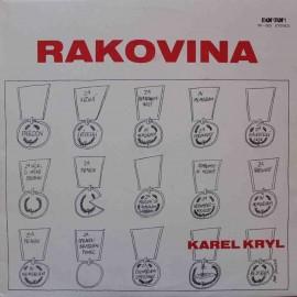 Karel Kryl – Rakovina (LP / Vinyl)