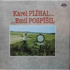 Karel Plíhal, Emil Pospíšil – Karel Plíhal… …Emil Pospíšil (LP/ Vinyl)