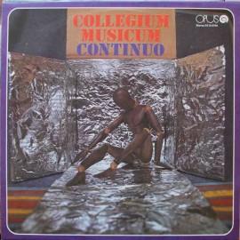 Collegium Musicum –  Continuo (LP / Vinyl)