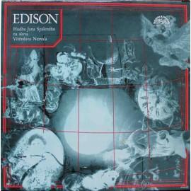 Jan Spálený – Edison (LP / Vinyl)
