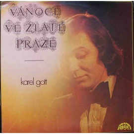 Karel Gott – Vánoce Ve Zlaté Praze (LP / Vinyl)