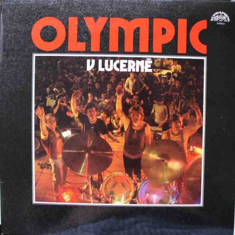 Olympic – V Lucerně (LP / Vinyl)
