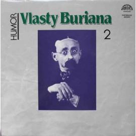 Vlasta Burian - Humor Vlasty Buriana 2 (LP / Vinyl)
