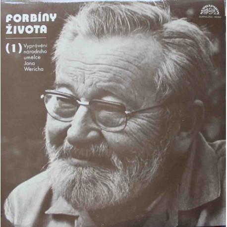 Jan Werich – Forbíny Života (1) (LP / Vinyl)