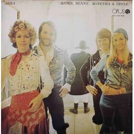 ABBA (Björn, Benny, Agnetha & Frida)  (LP / Vinyl)