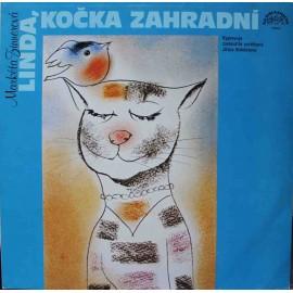 Markéta Zinnerová – Princezna z Třešňového království / Linda, kočka zahradní (LP/ Vinyl)