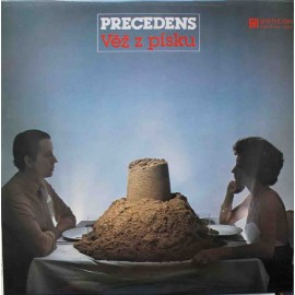 Precedens – Věž Z Písku (LP / Vinyl)