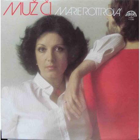 Marie Rottrová – Muž Č.1 (LP / Vinyl)