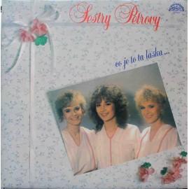 Sestry Petrovy – Co Je To Ta Láska (LP/ Vinyl)