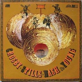 Crosby, Stills, Nash & Young – Déjà Vu (LP / Vinyl)