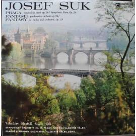 Josef Suk – Praga / Fantasie (LP/ Vinyl)