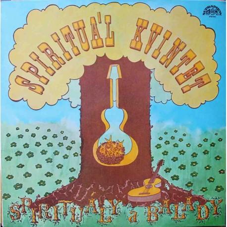 Spirituál Kvintet – Spirituály A Balady (LP / Vinyl)
