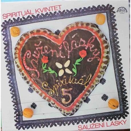 Spirituál Kvintet – Saužení Lásky (LP / Vinyl)