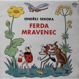 Ondřej Sekora - Ferda Mravenec (LP / Vinyl)