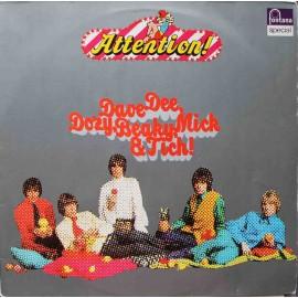 Dave Dee, Dozy, Beaky, Mick & Tich – Attention! (LP / Vinyl)